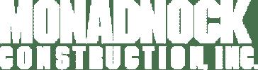 MonCon – White Logo